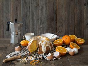 Myk og saftig påskekake med appelsin