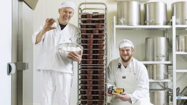 Ek gårdskjøkken - gode egg og prisbelønnede desserter