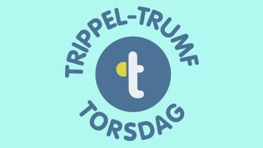 7. mai - Trippel-Trumf torsdag