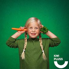7,5% på frukt og grønt hos KIWI