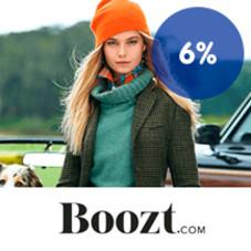 6% Trumf-bonus hos Boozt.com