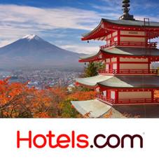 8,5 % Trumf-bonus hos Hotels.com