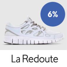 6 % Trumf-bonus hos La Redoute