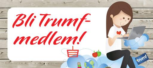 Bli Trumf-medlem i dag!