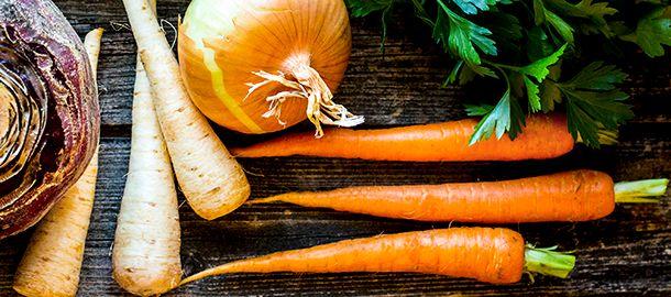 Norske grønnsaker