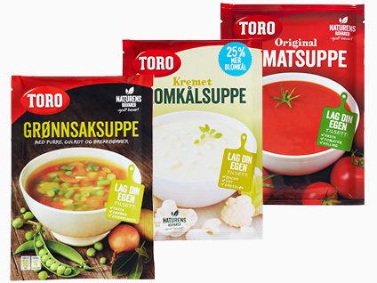 Supper fra Toro