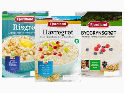 Grøt fra Fjordland