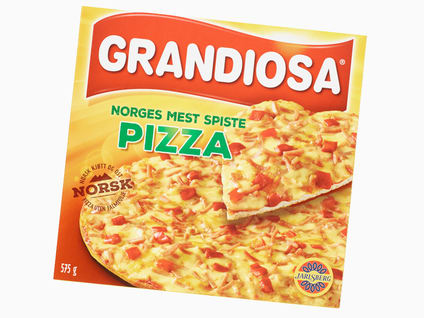 Grandiosa Pizza