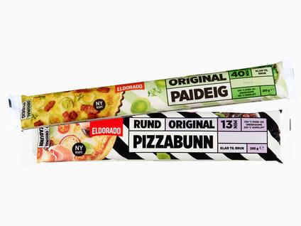 Pai-/pizzabunn