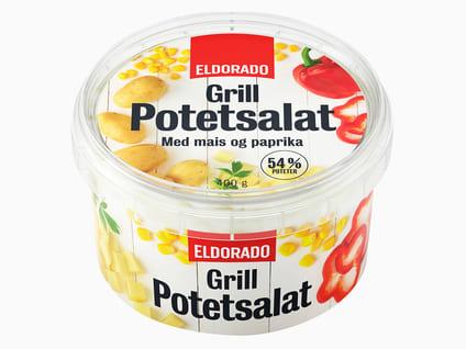 Grill potetsalat