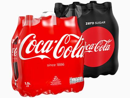 Coca-Cola/Zero Sugar