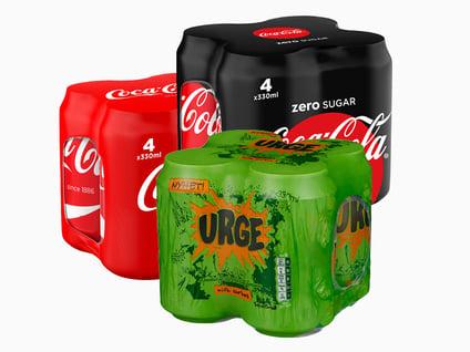 Coca-Cola/Zero/Urge