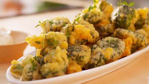 Brokkoli-tempura