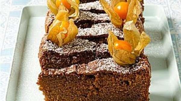 Mormors sjokoladekake
