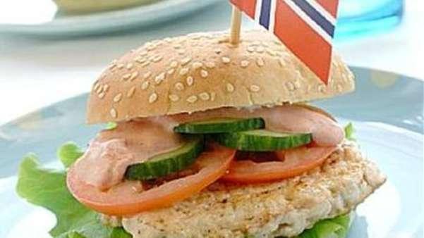 Kyllingburger