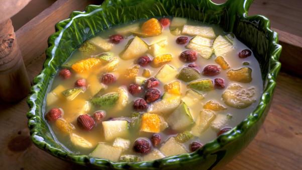 Pæresalat