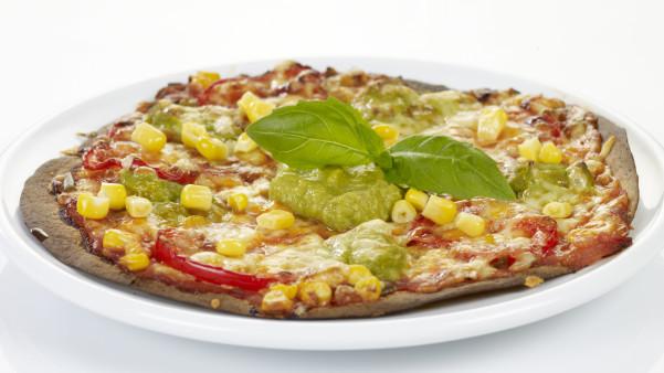 Tortillapizza Taco