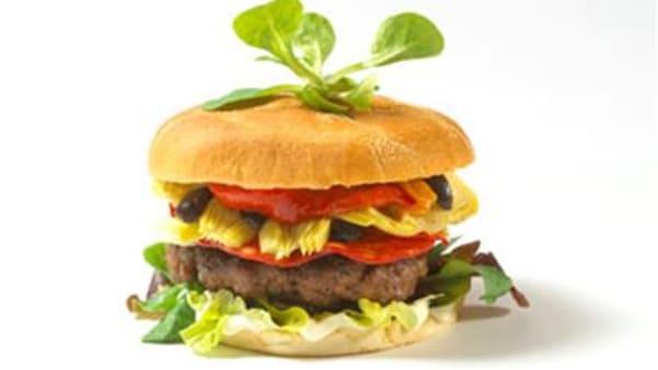 Spansk burger