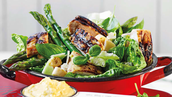 Sommerlig salat!