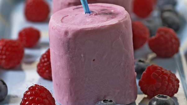 Barnas sunne yoghurtis