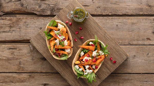 Vegetar Taco