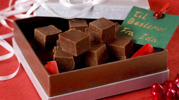 Sjokoladefudge