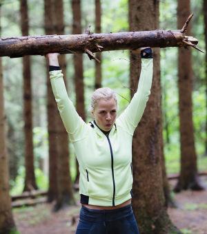 Skogen som treningsapparat