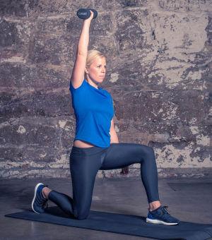 50 øvelser for hele kroppen
