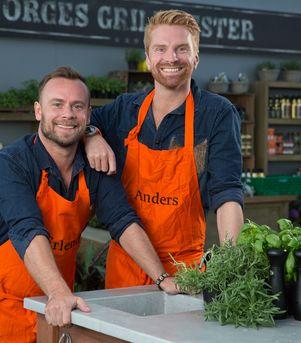 Jaktkompisene Erlend Ytreeide & Anders Halvorsen