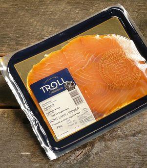 Troll Salmon - Engelsviken