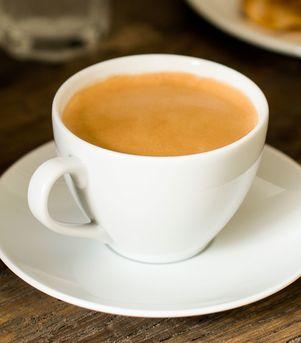 Kaffe i MENY