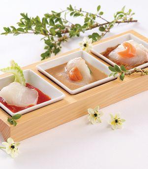 Sashimi av kveite