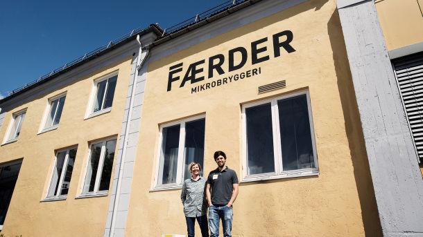 Færder mikrobryggeri - Tønsberg