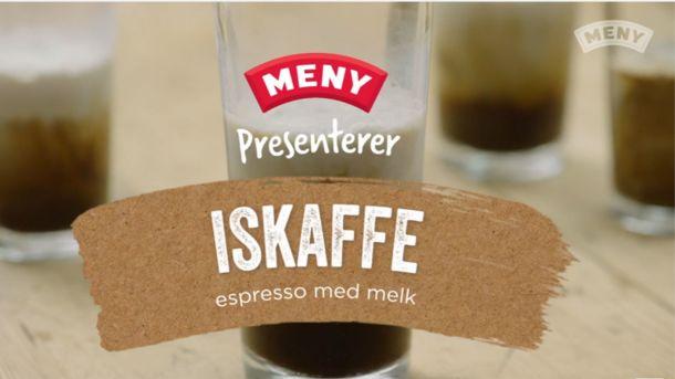 Vi viser deg hvordan du enkelt lager iskaffe!
