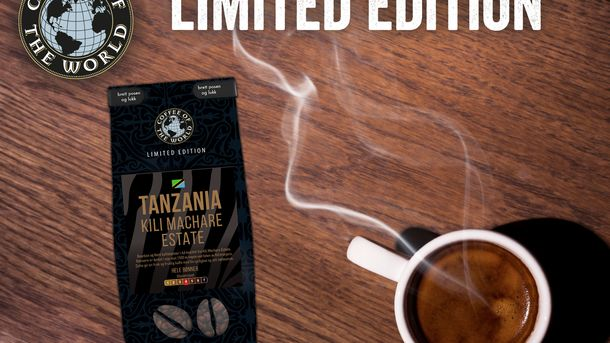 Limited Edition: Tanzania Kili Machare Estate