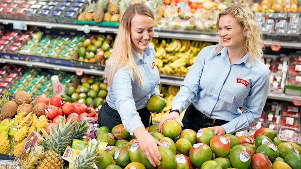 Fristende måter å servere frukt på