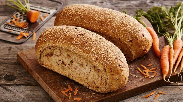 Landeveis gulrotbrød - med gulrot fra Larvik