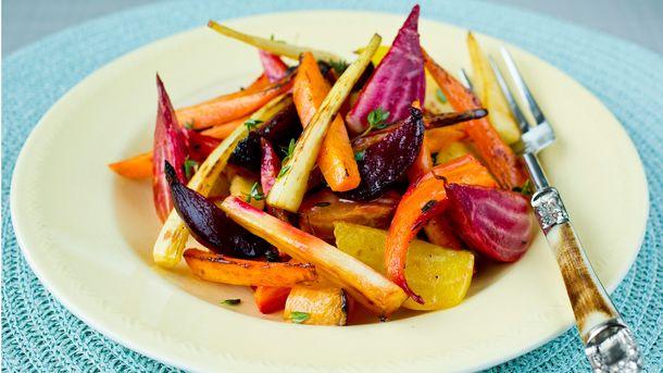 Rotgrønnsaker på flere vis