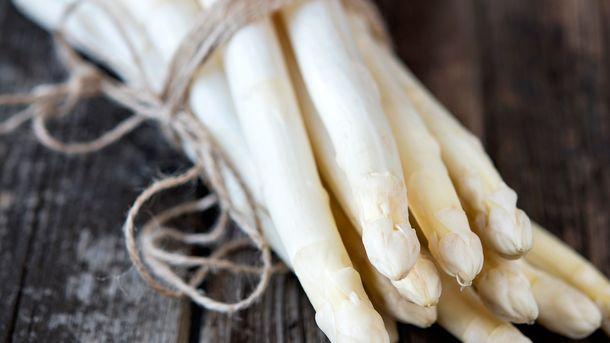 Asparges - det hvite gullet