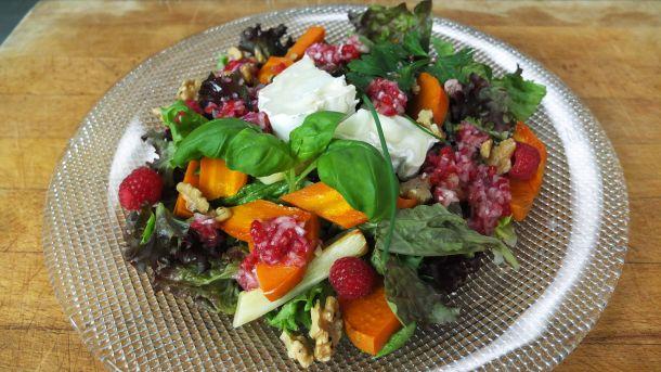 3 enkle og sunne salater