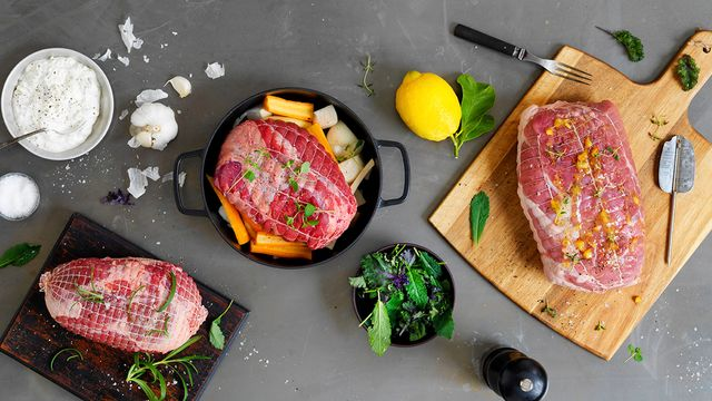 Steg for steg: Slik får du perfekt stek