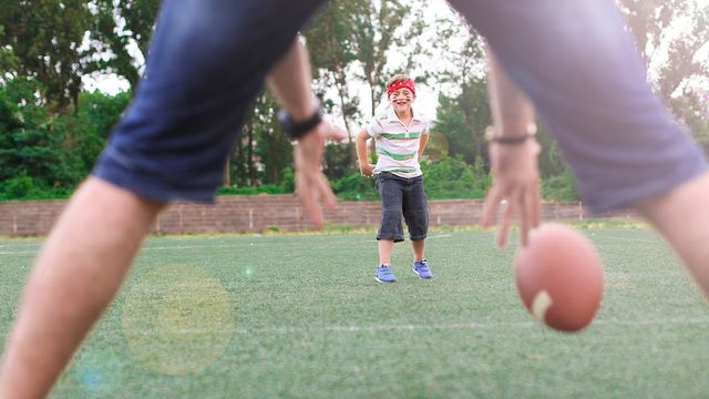 Lek med barn - trening for voksne