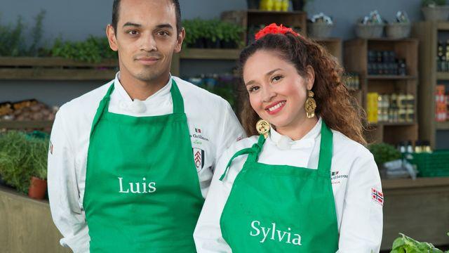 Bror og søster - Luis Vavik & Sylvia Vavik