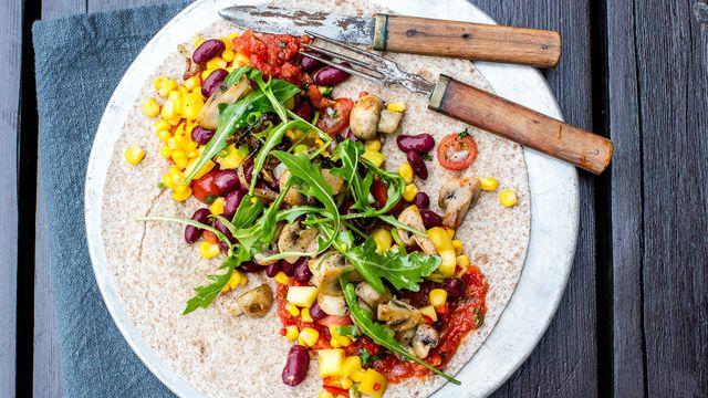 Vegetartaco: 6 gode oppskrifter
