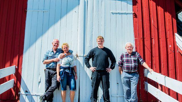 Familierøtter på Hasle Gård - Rygge