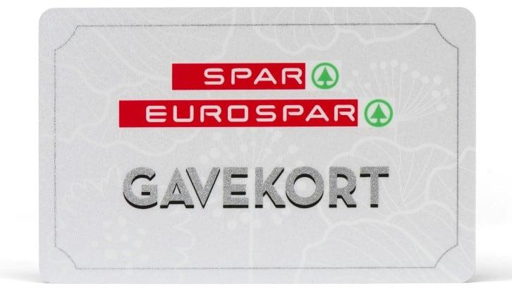 Gavekort fra SPAR