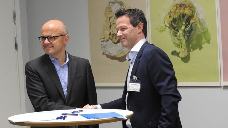 Signerte bransjeavtale om redusert matsvinn