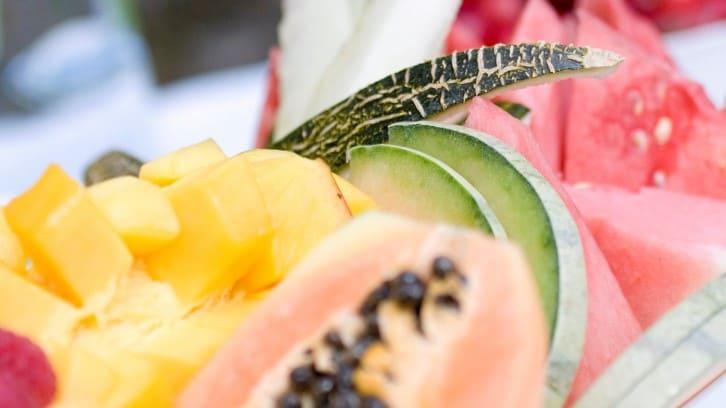Meloner - søte, forfriskende og tørsteslukkende