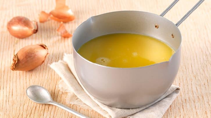 Appelsin- og honningsaus