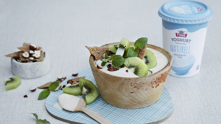 Har du prøvd nyheten smoothie bowl?